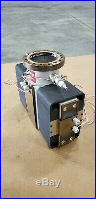 Anelva 912-7165S Ion Ultra High Vacuum Pump/Noble Gas 100 mm Flange, works-wired