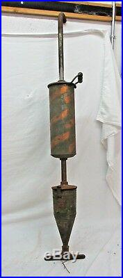 Antique Early Victorian Hand Pump The Feeny Vacuum Cleaner Primitive