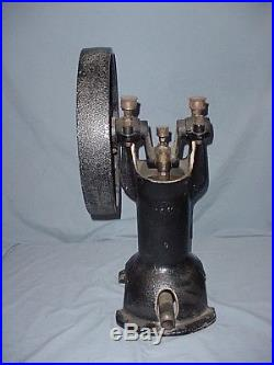 Antique Inverted Air Compressor Vacuum Pump 4 use with Hit Miss Gas Engine