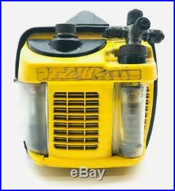 Appion TEZ8 Two Stage 8 CFM Vacuum Pump HVAC Refrigerant