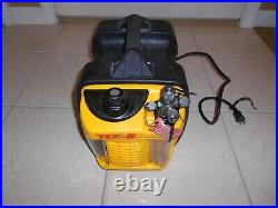 Appion Tez 8 Two Stage Vacuum Pump 8 Cfm J B Vacuum Pump