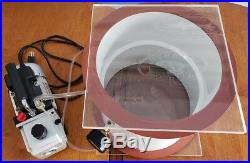 ArtMolds Vacuum Chamber 10in x 10in with 1.5CFM Pump for Mold Casting