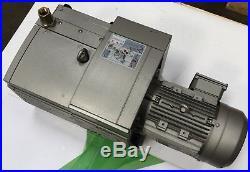 BECKER EVE 80 VAKUUMPUMPE, MOTOR TYP MS 100L1-4, 1445min, 2,2KW USED