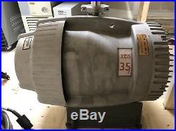 BOC EDWARDS XDS35i Scroll VACUUM pump