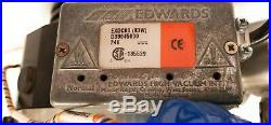 BOC Edwards EXT255H 24V Turbomolecular Vacuum Pump B753-01-991 with Controller