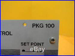 Balzers BG D17 000 Pirani Cold Cathode Vacuum Gauge Control PKG 100 Used
