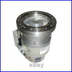 Balzers Pfeiffer TPU 110 Air Cooled Ultra-High Vacuum Turbo Molecular Pump