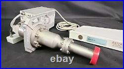 Balzers Quadrupole Mass Spectrometer System QMG 421 with QMA QME 125 and EP 112