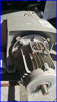 Becker KVT 3.100 Rotary Vane Oil Less Vacuum Pump