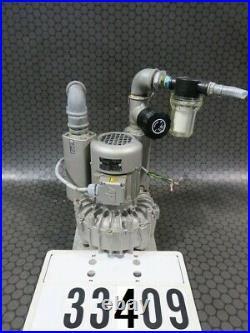 Becker SV 5.90/2 Seitenkanal Vakuumpumpe Verdichter Seitenkanalverdichter #33409