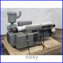 Becker VTLF 250SK 10HP Vacuum Pump, New in 2002