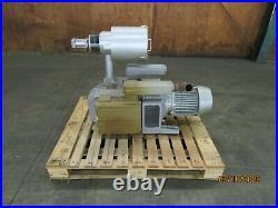 Becker Vtlf 250 Vacuum Pump 9hp 220/380v 3ph 1150rpm 11psi 176cfm