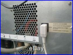 Bego Nautilus CC Plus Induction Vacuum Casting Machine With Water Tank, Pump