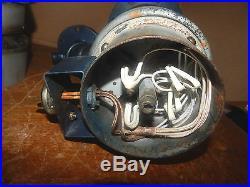 Bendix High Vacuum Diffusion Pump, CVC Consolidated, 5.5 Inch ID 9 Inch OD Flange