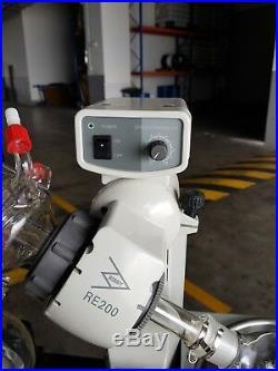 Bibby Re200 Rotary Evaporator, with vacuum pump