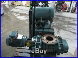 Boc Edwards Vacuum Pump With Blower And Motor (turns Good) # 822120c Used