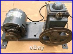 Boekel Hyvac Pressovac Vacuum Pump 90550001 5XBG001