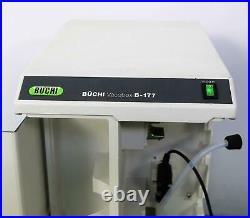 Buchi B-177 Vacobox Laboratory Rotary Evacuator Vacuum Pump with 90-Day Warranty