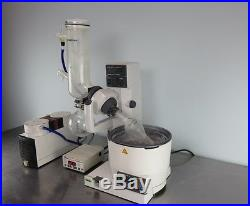 Buchi R-205 Rotavap with Vacuum Pump and Glass Assembly Complete System