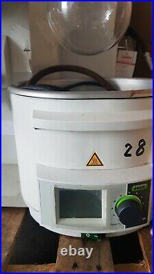 Buchi R-210 ROTAVAPOR + Heating bath + vacuum pump + Julabo chiller