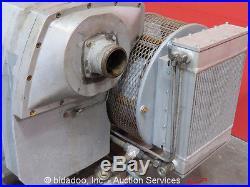 Busch 630-218 Vacuum Pump 430 CFM with25 HP Toshiba Motor 230/460V 60Hz 3PH