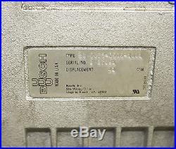 Busch RC0063. C506.1001 Vacuum Pump with 41 CFM