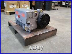 Busch RC0063 Rotary Vane 3 Horsepower Vacuum Pump
