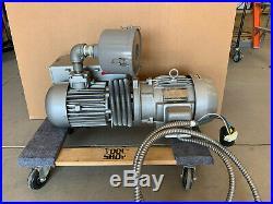 Busch RC0100 63 CFM Vavuum Pump Tested Good