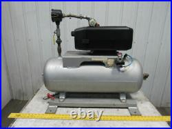 Busch SV-1016-C-000-IHZZ Vacuum Pump Assembly With15 Gal. Tank & Pressure Switch