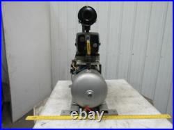 Busch SV-1040-C-000-INZZ Vacuum Pump Assembly With15 Gal. Tank & Pressure Switch