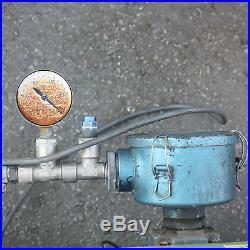 Busch Type 040-138 3 phase 20mbar vacuum pump Halter 1.1kW D190-613 811 motor