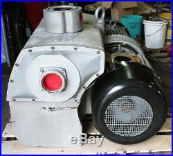 Busch Vacuum Pump MDSJ006R02 with Toshiba B0156FLB3UM 15 HP Motor USED Take Out