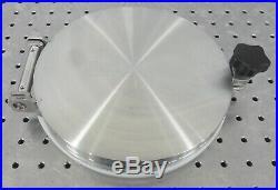 C157264 Kurt J. Lesker DS-LL0800 8 CF Conflat Vacuum Flange Load Lock Door
