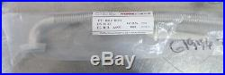C161927 Lot 12 Flexible Bellows Metal Vacuum Hose NW16 Flange (12 16 36 40)