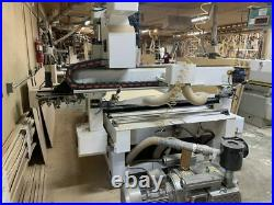 CNC Factory Sidewinder 5' x 10' CNC Router with Vacuum Pump and Automation