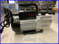 CPS Pro-Set VP6D 6CFM Dual Voltage 2 Stage Vacuum Pump