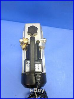 CPS Pro-Set VP6D 6CFM Dual Voltage 2 Stage Vacuum Pump