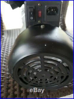 CPS VP8D Pro-Set 2-Stage Vacuum Pump, 8 CFM DUAL VOLTAGE