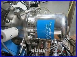 CTI CRYOGENICS CRYO TORR 8F CRYOPUMP System With ULVAC D-330DK Vacuum Pump