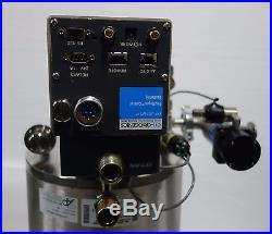 CTI-CRYOGENICS ON-BOARD 10 CRYOPUMP 8116096G001 with FASTREGEN CONTROL SPUTTERING