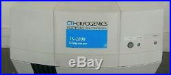 CTI-Cryogenics 3620-00503 IS-1000 Compressor LV AMAT Used Tested Working