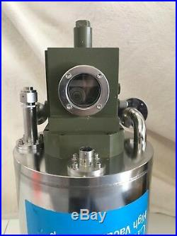 CTI Cryogenics Cryo-Torr 8 high vacuum pump Used