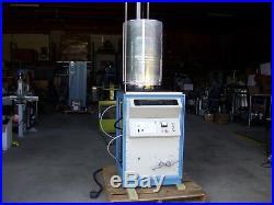 CVC Thermal Evaporator Coater CV 18 Vacuum Diffusion Pump Metal Evaporation