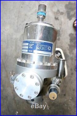 CVI Torrmaster TM 150 Cryogenic High Vacuum Cryo Pump