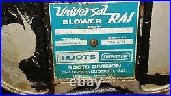 Carpet Cleaning Machine Equipment 45 U-RAI Dresser Roots Blower Vacuum Pump