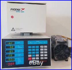 Ceramco Phoenix Quick Cool Porcealin Furnace with Thomas Vacuum Pump RC