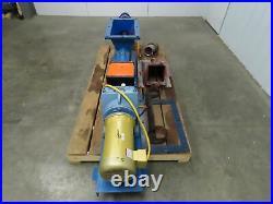 Continental Ultra Pump 2J8-CDO Progressive Cavity Pump withAuger Hopper 5hp230/460