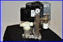 CustomAir (DentalEZ) 64586121 Dental Vacuum Pump System Operatory Suction Unit