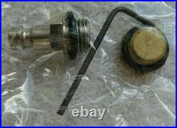 DRUCK PV411 Hydraulic-700bar Pneumatic-40bar Pressure/Vacuum Pump. VG Condition