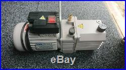 DVP RC. 8D Rotary Vane Oil Bath Vacuum Pump Dual Stage